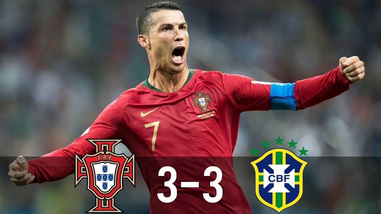 Download Portugal vs Brazil 3-3 - All Goals & Extended Highlights - Last Matches HD