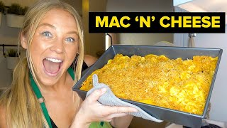 Ultimate Mac 'N' Cheese At Home With Alix • Tasty