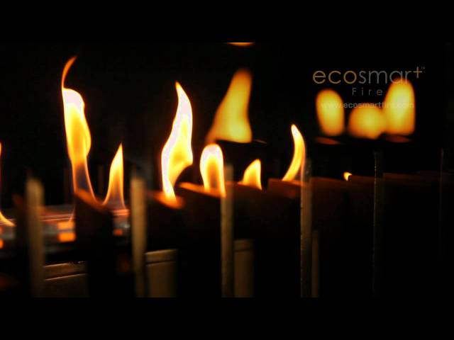 EcoSmart Fire Scope 500 Fireplace Grate