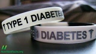 Spouští kravský inzulín z mléka cukrovku 1. typu?