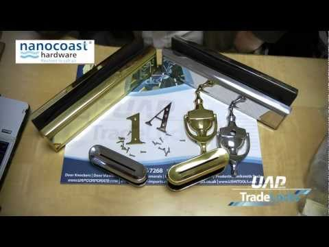 What is Corrosion Resistant Door Hardware - Nanocoast Products from UAP