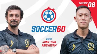 The Soccer60 Podcast || Episode 8 || Returning to Football Training After the Covid-19 Lockdown
