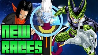 NEW RACES UPDATE IN DRAGON BALL Z FINAL STAND?! | Update Ideas | Roblox