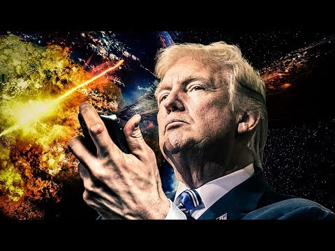 Trump Wants To Create A Space Military To Fight Wars In Outer Space