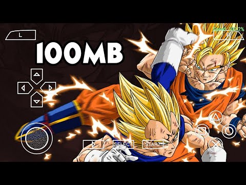 Full Download] 100mb Dragon Ball Z Shin Budokai 2 For
