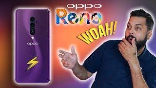 OPPO Reno ⚡⚡⚡ Find X Successor With Crazy Specs!