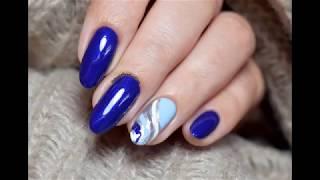 Do na zrobienia wzorki paznokcie samemu łatwe Proste wzory