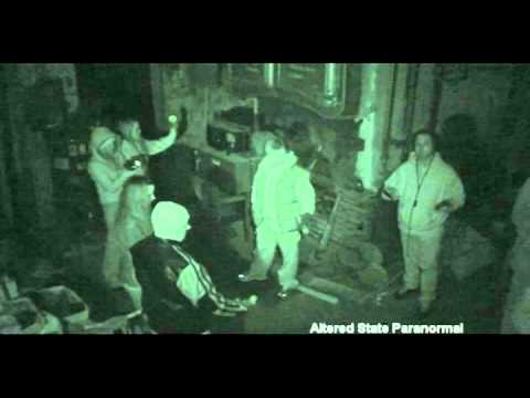 Altered State Paranormal investigates Milton School in Alton, IL