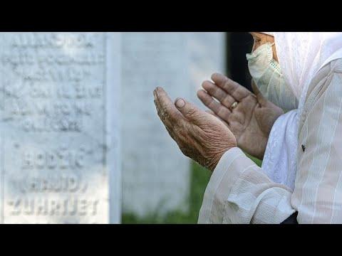 شاهد:أبرز زعماء العالم يتذكّرون مذبحة سريبرينيتسا بعد 25 عاماً وهذه أقوالهم…  - نشر قبل 2 ساعة