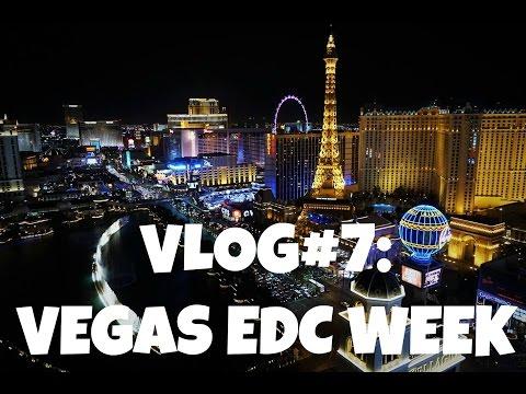 Vlog#7: VEGAS EDC WEEK