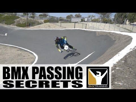 BMX RACING TIPS AND TURNS