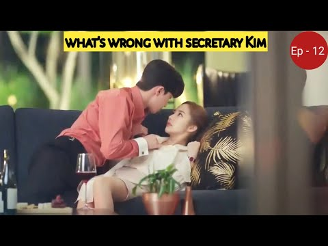 Download What's wrong with secretary Kim Episode 12 explained in telugu / k drama explained
