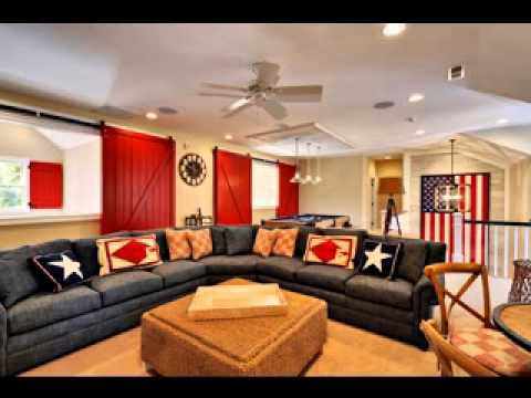 Americana Bedroom Decor
