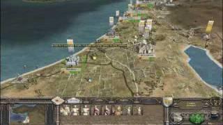 Medieval II: Total War Kingdoms Gameplay Movie 1