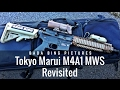 Tokyo Marui M4 MWS GBB Revisited: Mk18 MOD1 Edition