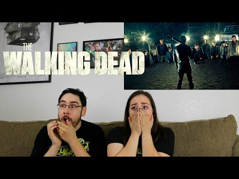 NEGAN KILLS - The Walking Dead Season 7 Premiere - Reaction