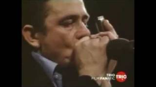 Johnny Cash - Orange Blossom Special - Live at San Quentin (Good Sound Quality) thumbnail