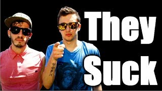 21 Pilots New Song Sucks THEIR MUSIC IS FOR GIRLS
