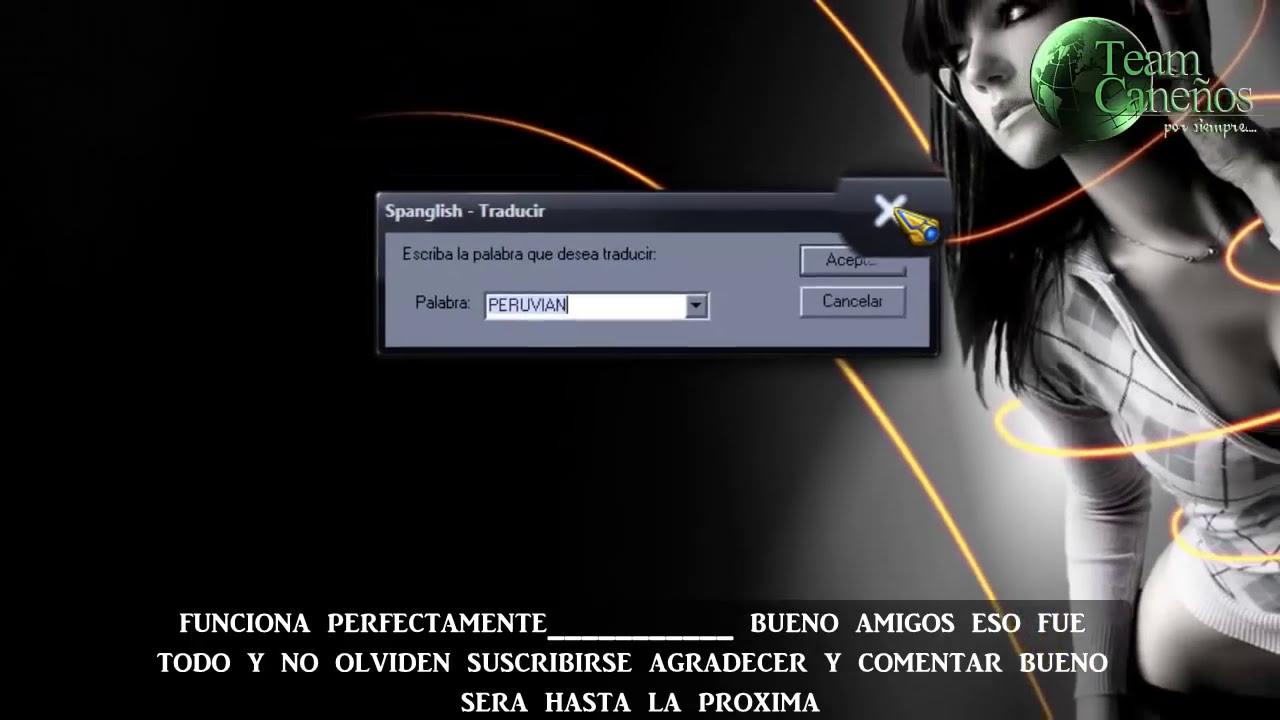 descargar traductor de ingles a español sin internet