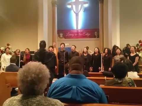 Harlem Japanese Gospel Choir