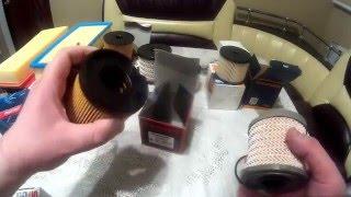 Обзор топливных,масляных,воздушных фильтров на автомобиль сЕкшен камерой SJ4000.