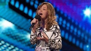Molly Rainford One Night Only - Britain's Got Talent 2012 - UK version