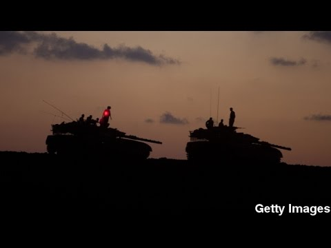 As Cairo Peace Talks Begin, Media Captures Gaza Rocket Fire
