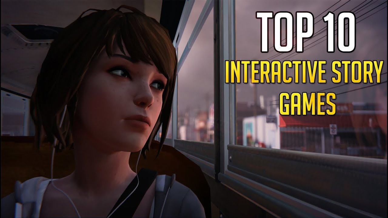 Top 10 Best Interactive Story based Android and Iphone Games