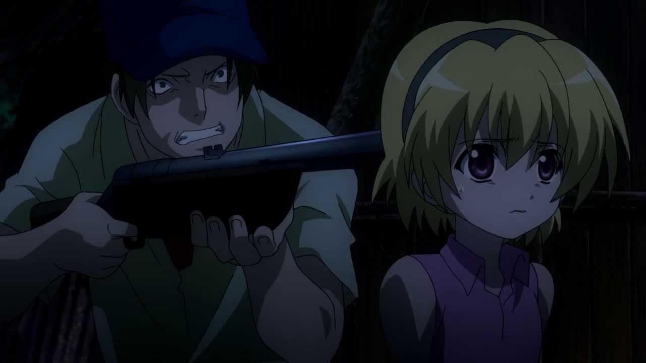 Higurashi No Naku Koro Ni Kaku Outbreak S 2nd Trailer Posted News Anime News Network