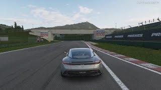 Gran Turismo Sport - Aston Martin DB11 '16 Gameplay [PS4 Pro]