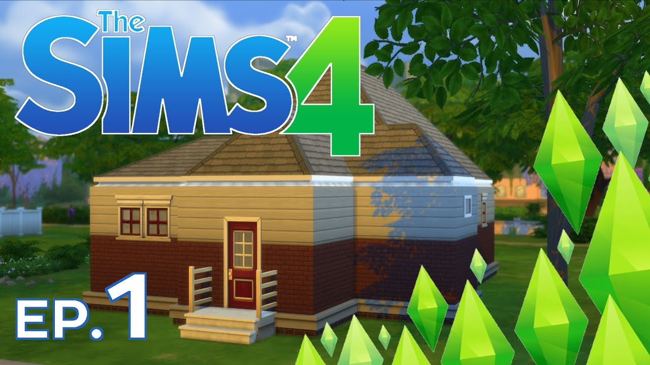 The sims 4 casa dolce casa ep 1 gameplay ita youtube for Sims 4 piani di casa