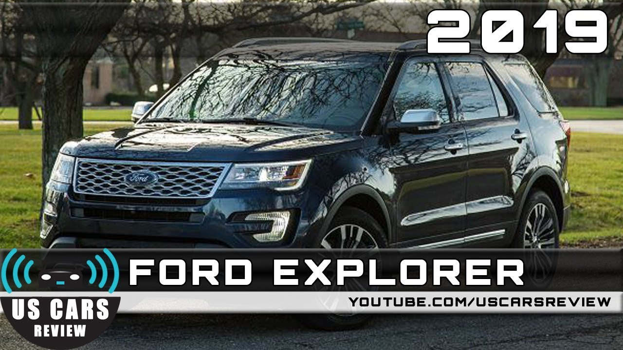 hight resolution of 2019 ford explorer review