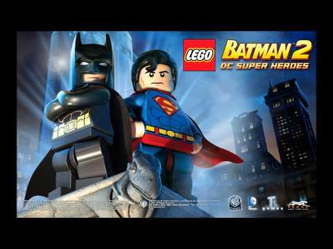 Лего бэтмен 2 саундтреки