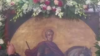 Εορτή Αγίου Μηνά Ηράκλειο 2017 2