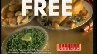 Iceland advert - Elisabeth Sladen