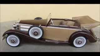 Bugatti Mercedes Rolls Royce Cadillac anni