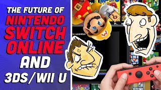 Switch Online The End Of 3DS/Wii U Online? - Rerez Hot Take