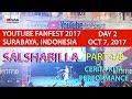 Salshabilla Part 4/8 - CERITA KITA - YTFFID -Youtube Fanfest 2017 - Surabaya, Indonesia