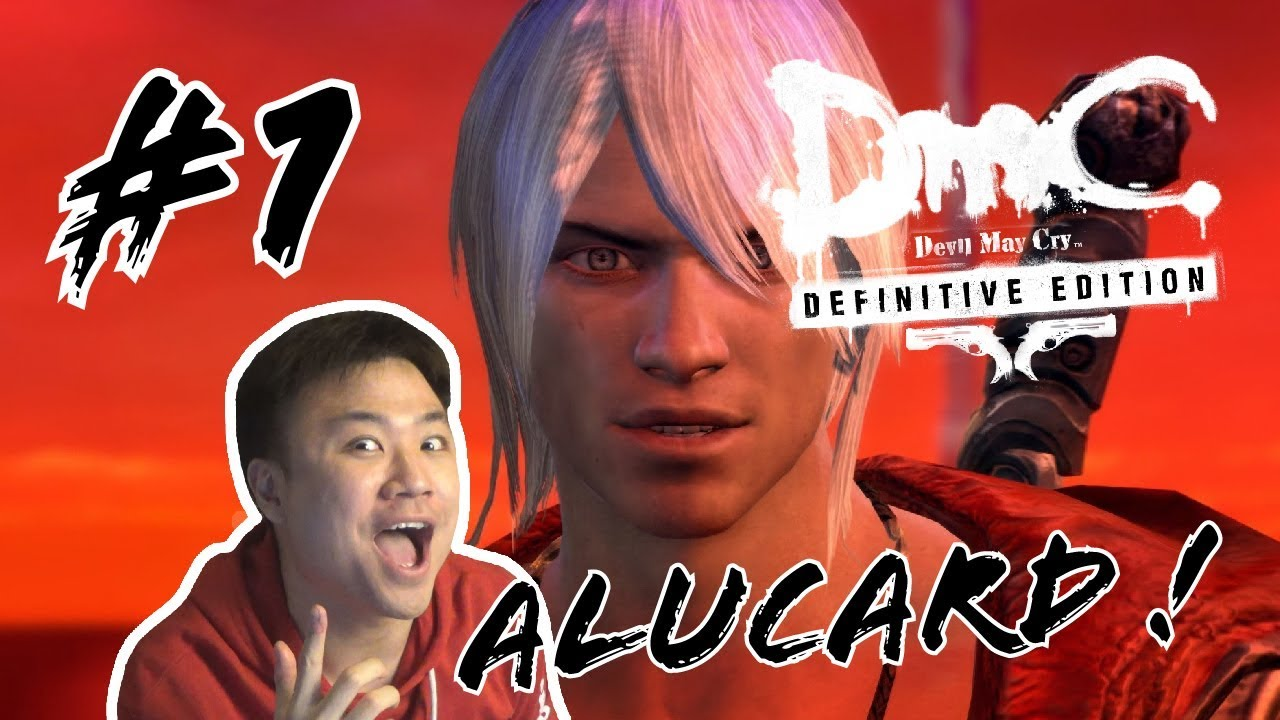 Lahirnya Alucard Devil May Cry Indonesia Ps4 1 Youtube