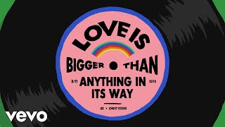 Listen to 'Love Is Bigger Than Anything In Its Way (U2 x Cheat Code...