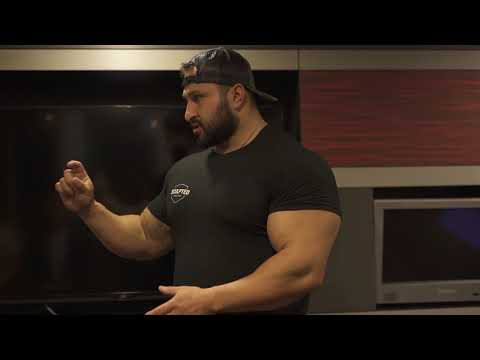 Fitness Motivation - The Raw Conversations Between Bodybuilders - Jeremy Buendia