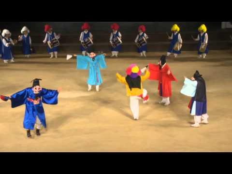 국립국악원 별별연희: 수영야류 [2015.09.12.] 01. 수영야류(Suyeong yaryu)