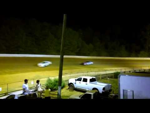 Seca Crate Sportmans Main 7/30/16 Cherokee Speedway