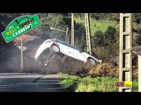 Rallysprint de Carreño 2017   Crash, Show & Action   A.V.Racing