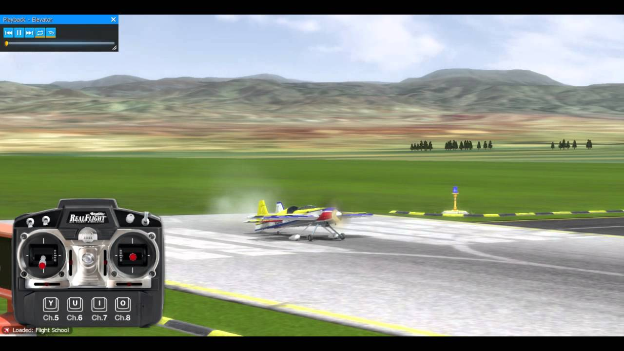 RealFlight 7 5 + All Expansion Packs torrent download for PC