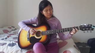 A Love To Last A Lifetime by Jose Mari Chan/Juris Fernandez' version (fingersyle cover)