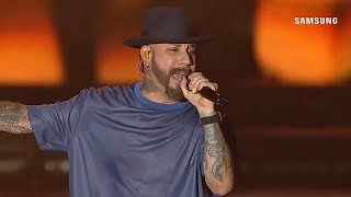 Backstreet Boys - Don't Wanna Lose You Now (Live in Argentina 2020)
