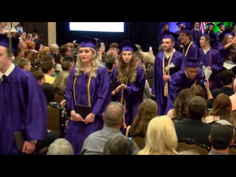 Springs Studio for Academic Excellence, 2018 Graduation Live Stream