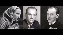 ONNELLISTEN SAARI, Erkki Eklund ja Polydor-orkesteri  v.1932