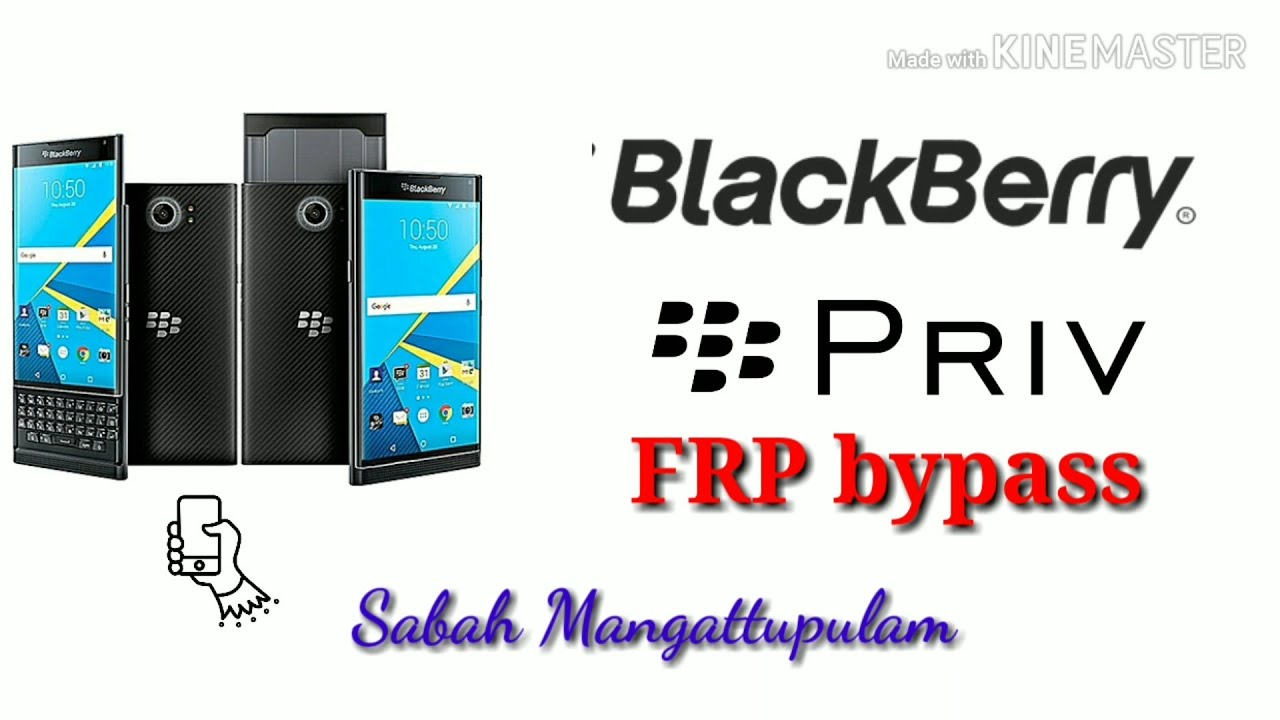 Blackberry Frp Lock Remove Collection